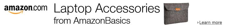 Find laptop basics at the Novarata E-Store