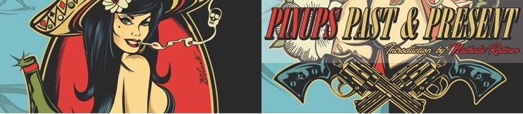 You can support this blog. Buy Pinups Past & Present at Amazon now.  Thanks!