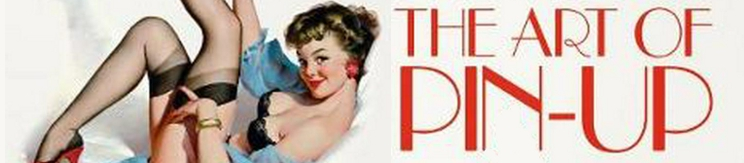 You can support this blog. Buy The Art of Pinup XXL at Amazon now.  Thanks!