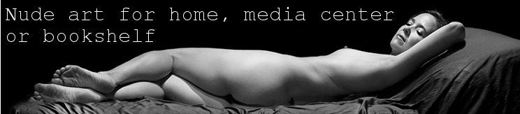 You can support this blog. Buy Nude art for home, media center or bookshelf at Amazon now.  Thanks!