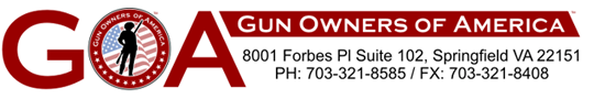 Support the 2nd Amendment - Join Gun Owners of America
